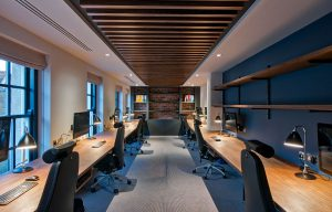 Modus Workspace - Private Equity Fund